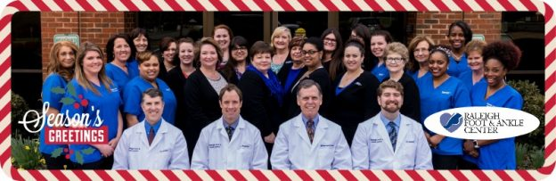 Raleigh Foot & Ankle Center team