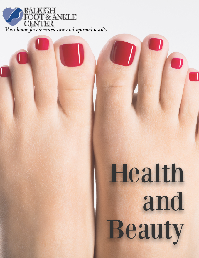Raleigh Foot and Ankle Center Salon Brochure
