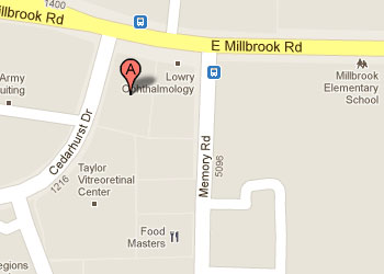 Raleigh Foot & Ankle Center - Map and driving directions to Millbrook location